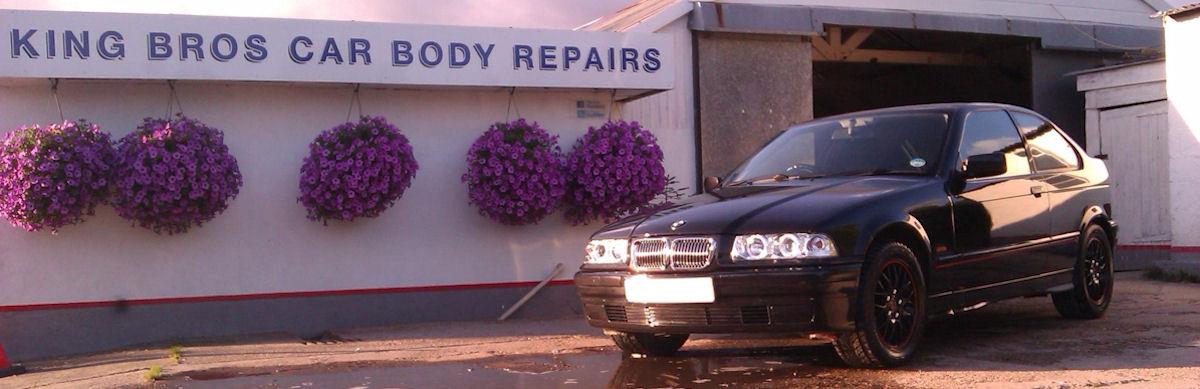 King Bros Pimperne Ltd - car body repair centre Blandford Dorset